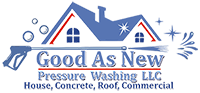 Good as New Pressure Washing LLC Logo